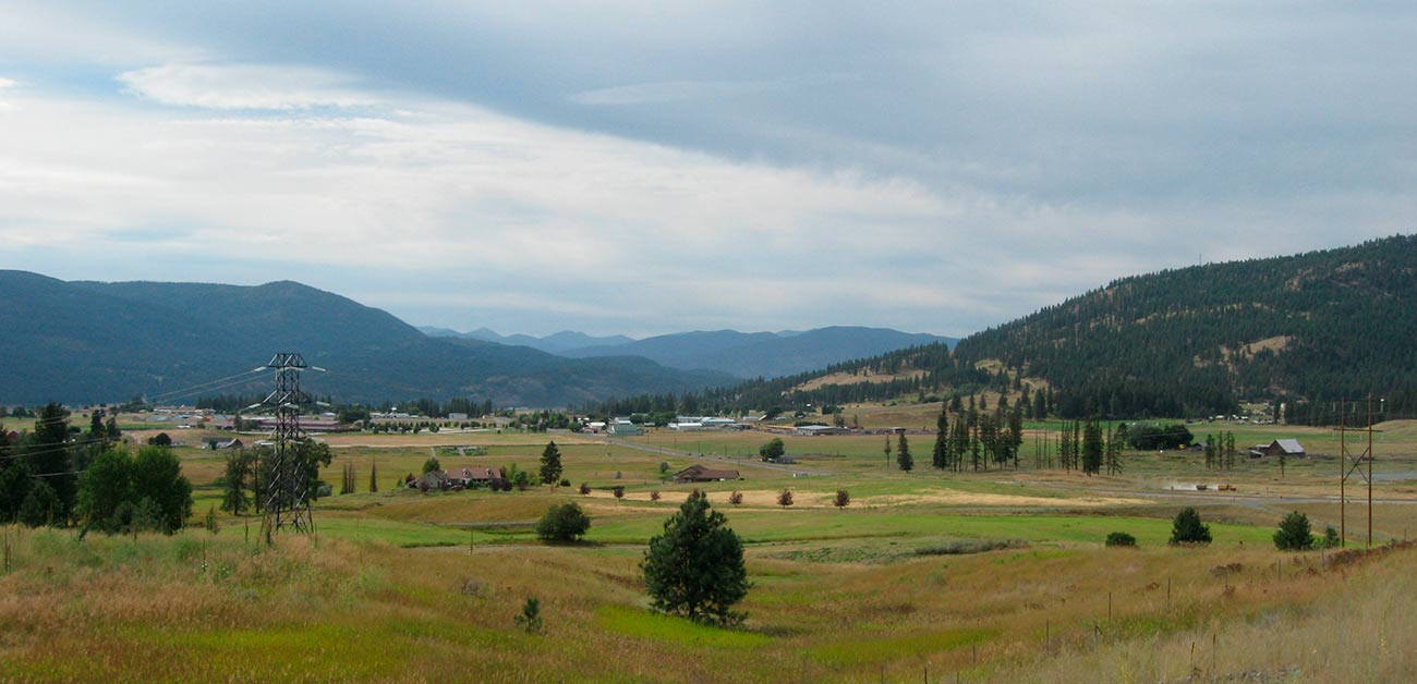Colville Attractions