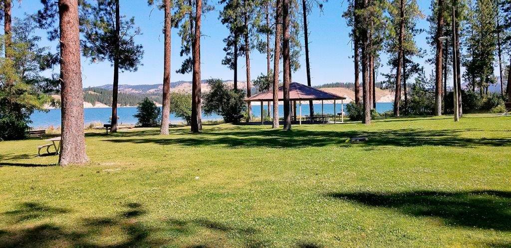 Lake Roosevelt Camping Alerts
